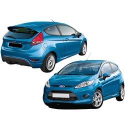 Kit estetico completo Ford Fiesta VI 2008- ST Kit