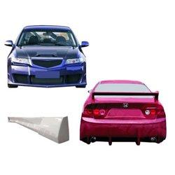Kit estetico completo Honda Accord VIII 2004-