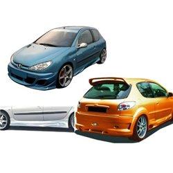 Kit estetico completo Peugeot 206