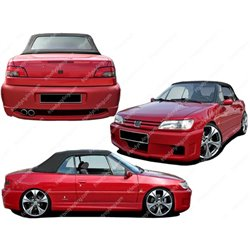 Kit estetico completo Peugeot 306 II Cabriolet Denim