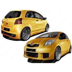 Kit estetico completo Toyota Yaris 2005- Morpheus
