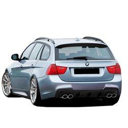 Paraurti posteriore BMW E91 FR Style