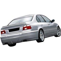 Paraurti posteriore BMW E39 Inferno 2 uscite