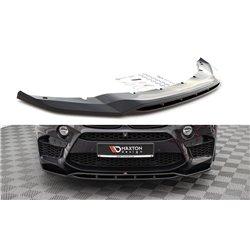 Sottoparaurti splitter anteriore V.2 BMW X5 M F15 2014-2018