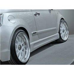 Minigonne laterali sottoporta Fiat 500