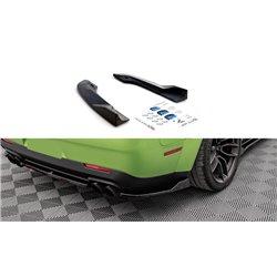 Sottoparaurti splitter laterali Dodge Challenger SRT Hellcat Mk3 2014-