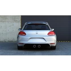 Spoiler sottoparaurti posteriore Volkswagen Scirocco R Look 08-14