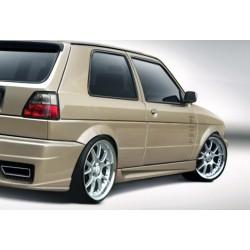 Minigonne laterali sottoporta Volkswagen Golf II