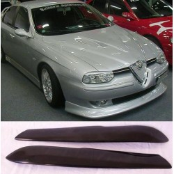 Alfa Romeo 156 Palpebre carenature fari
