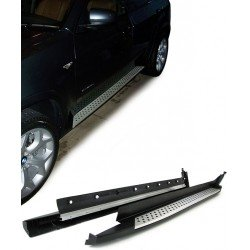 Pedane laterali sottoporta BMW X3 F25 2011-2012
