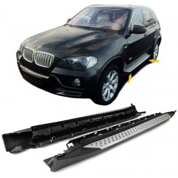 Pedane laterali sottoporta BMW X5 E70 2007