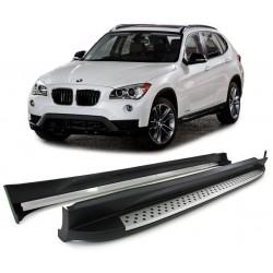 Pedane laterali sottoporta BMW X1 E84 2009