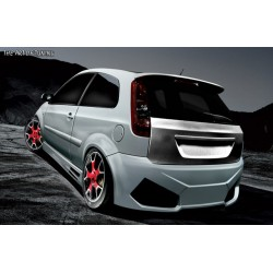 Paraurti posteriore Ford Fiesta