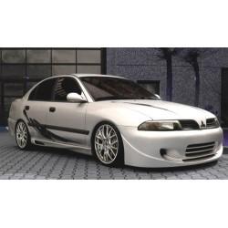 Minigonne laterali sottoporta Mitsubishi Carisma 00-04