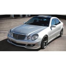 Minigonne laterali sottoporta Mercedes Classe E W211 06-09