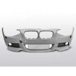 Paraurti anteriore BMW Serie 1 F20/F21 11-15 M-Sport (PDC)