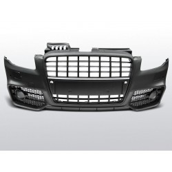 Paraurti anteriore Audi A4 B7 04-08 S-Line Style Black (PDC)