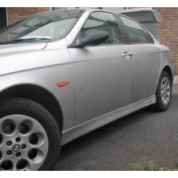 Alfa Romeo 156 Minigonne laterali sottoporta