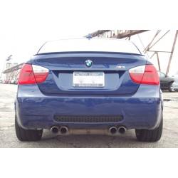 Spoiler alettone BMW Serie 3 E90-E91 M3 Look