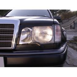Palpebre fari Mercedes W124