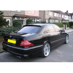 Spoiler alettone Mercedes W220