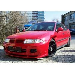 Spoiler sottoparaurti anteriore Mitsubishi Carisma 2000