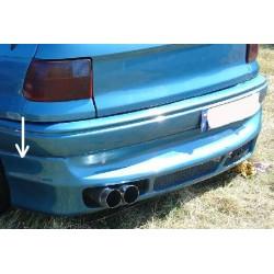 Sottoparaurti posteriore Opel Astra F