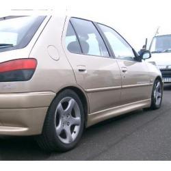 Minigonne laterali sottoporta Peugeot 306