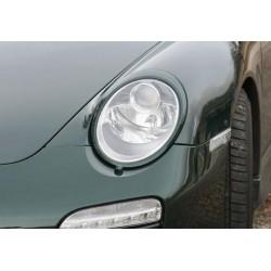 Palpebre fari Porsche 997