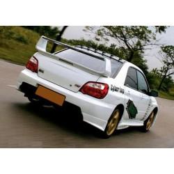 Subaru Impreza 03-07 Sottoparaurti posteriore