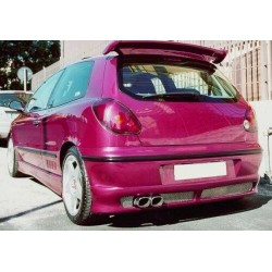 Spoiler sottoparaurti posteriore Fiat Bravo