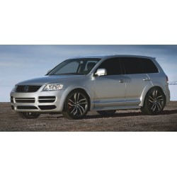 Minigonne laterali sottoporta Volkswagen Touareg