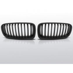 Griglia calandra anteriore BMW F32 13- M4 Style Nero opaco