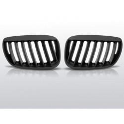 Griglia calandra anteriore BMW X3 F25 10-14 Nero opaco