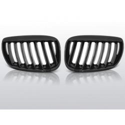 Griglia calandra anteriore BMW X5 E53 04-06 Nero opaco