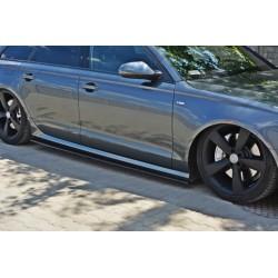 Lama sottoporta Audi A6 C7 S-Line 2011-