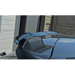Estensione spoiler Audi A6 C7 S-Line Avant 2011-