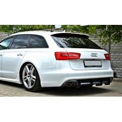 Sottoparaurti posteriore Audi A6 C7 S-Line Avant 2011-