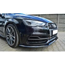 Sottoparaurti splitter anteriore Audi S3 8V Sportback 2013-