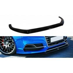 Sottoparaurti splitter anteriore Audi S3 8V 2012-