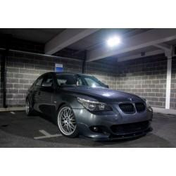 Sottoparaurti splitter anteriore BMW Serie 5 E60 M-Pack 03-10
