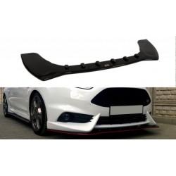 Sottoparaurti splitter anteriore Ford Fiesta MK7 13- RS Design