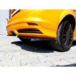 Sottoparaurti posteriore Ford Focus MK3 ST 12-14