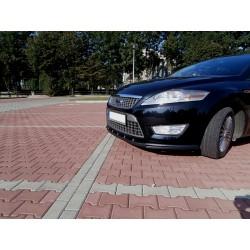 Sottoparaurti splitter anteriore Ford Focus MK3 2015-