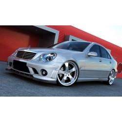 Sottoparaurti splitter anteriore Mercedes Classe C W203 00-04