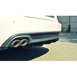 Sottoparaurti estrattore posteriore Audi A6 C7 S-Line Avant 2011-
