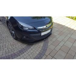 Sottoparaurti splitter anteriore Opel Astra H OPC / VXR 05-10