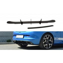 Spoiler estrattore sottoparaurti posteriore Opel Astra H OPC / VXR 05-10