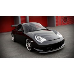 Sottoparaurti splitter anteriore Porsche 911 GT3 996 version