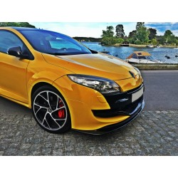 Sottoparaurti splitter anteriore Renault Megane 3 RS V.2 10-15